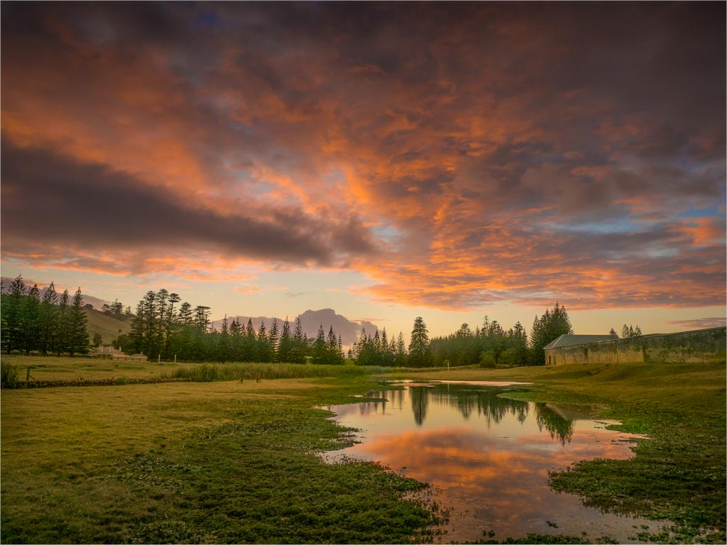 Morning Reflections by Brian Seddon - SSPS