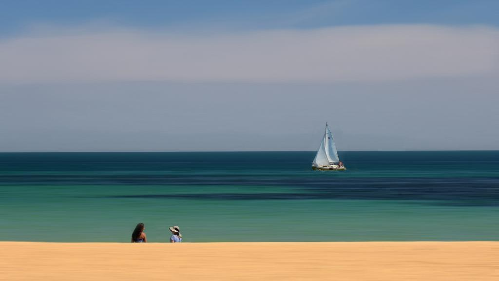 A Day at the Beach by Peter Nyga - SSPS
