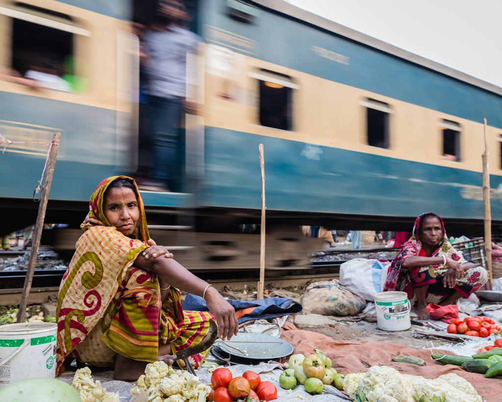 Life on the Tracks by Melissa Hansen
