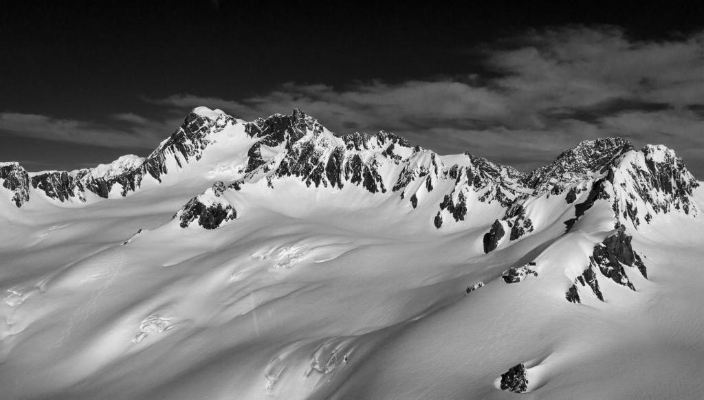 Mount Cook 2 by David Davidson