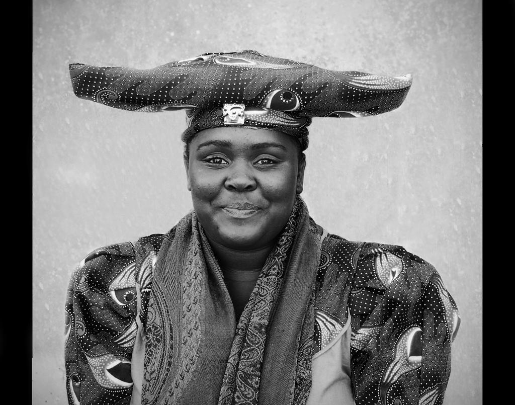 A Lady of the Damara People by Glenda Urquhart