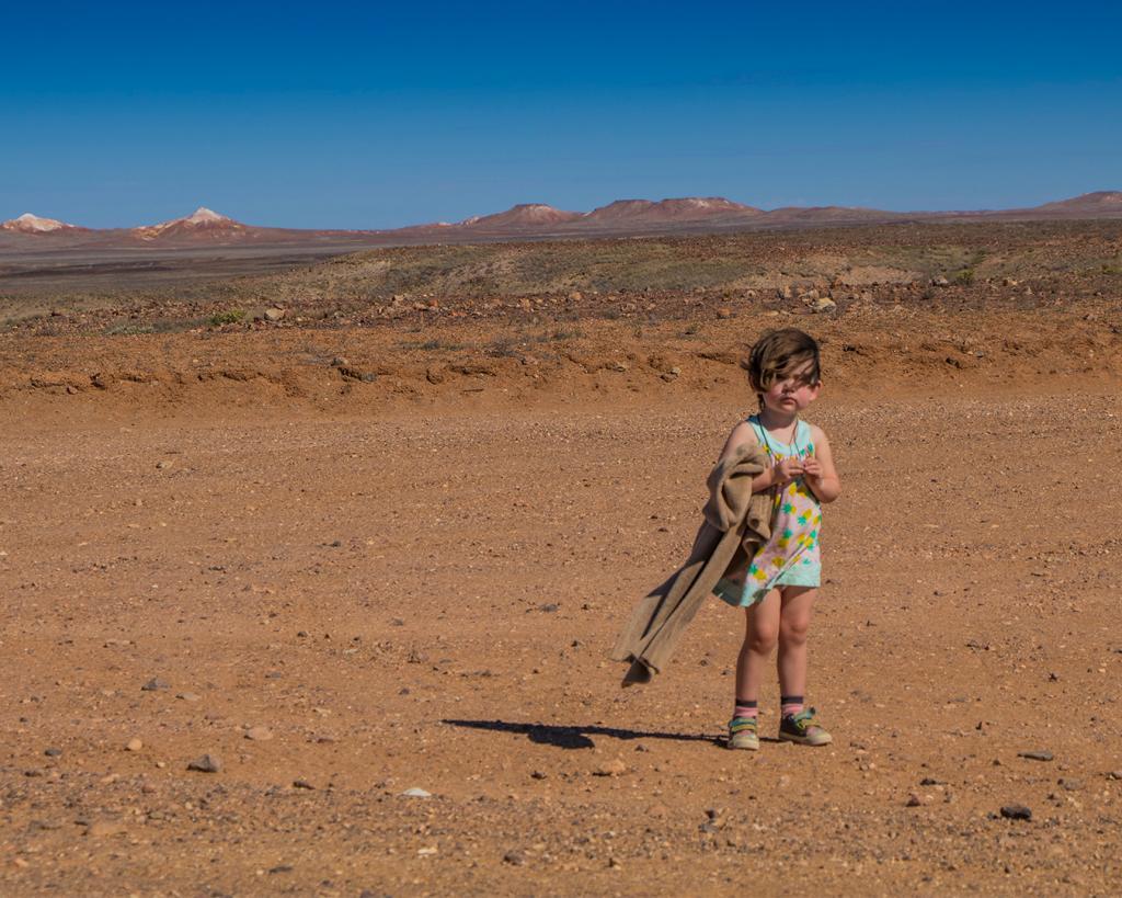 Desert Girl by Jon Furey
