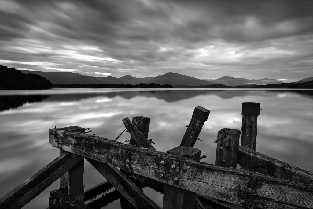 Inchcailloch by Malcolm Gamble