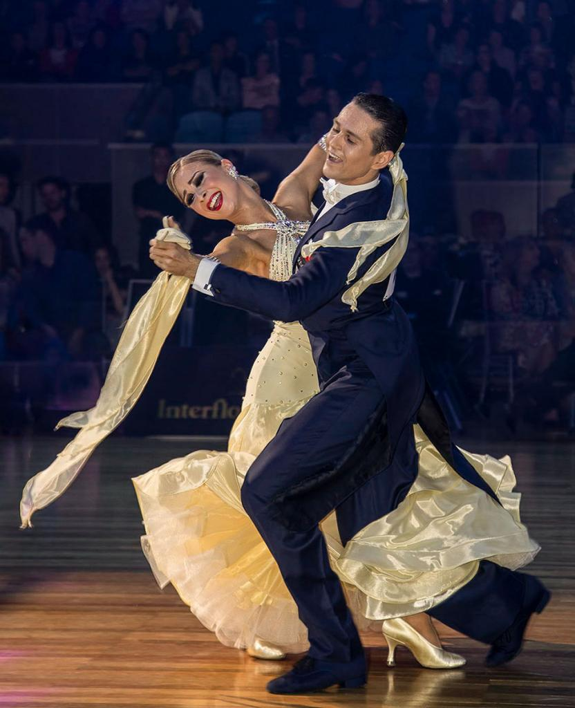Australian DanceSport by Chris Costello