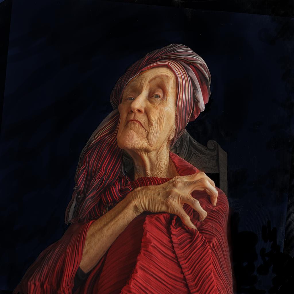 The Wealthy Aunt by Lyn Darton