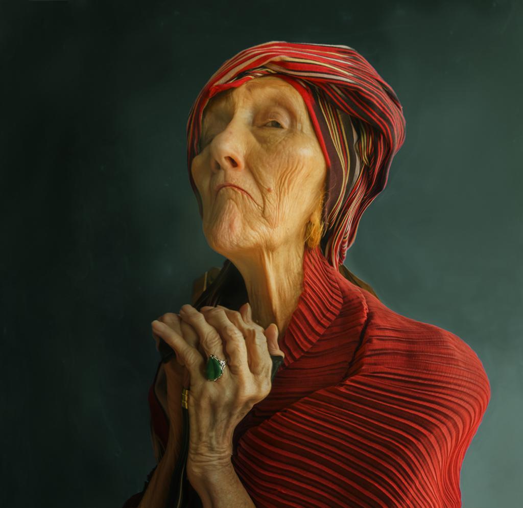 Under Scrutiny from Auntie May by Lyn Darton