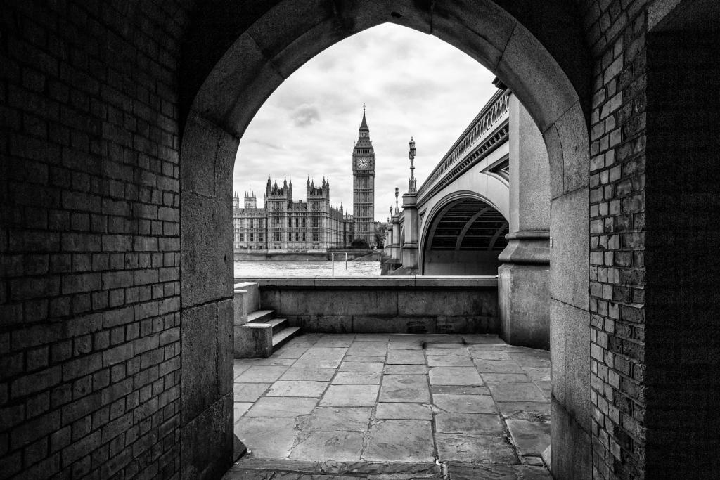 Big Ben by Christine Smith