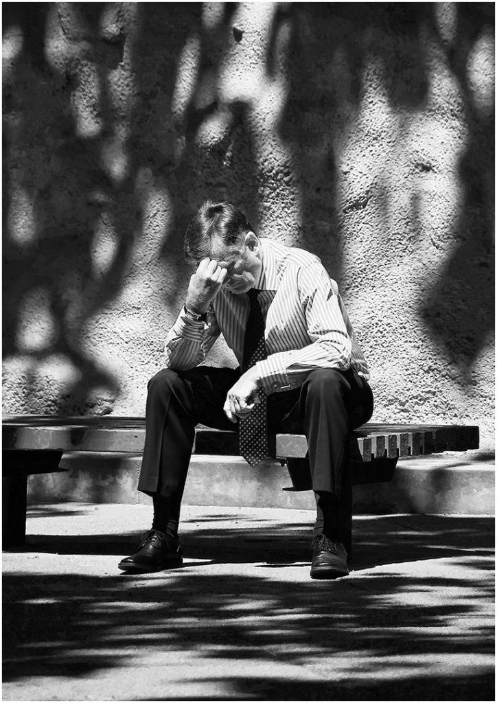Alone by Bob Clothier