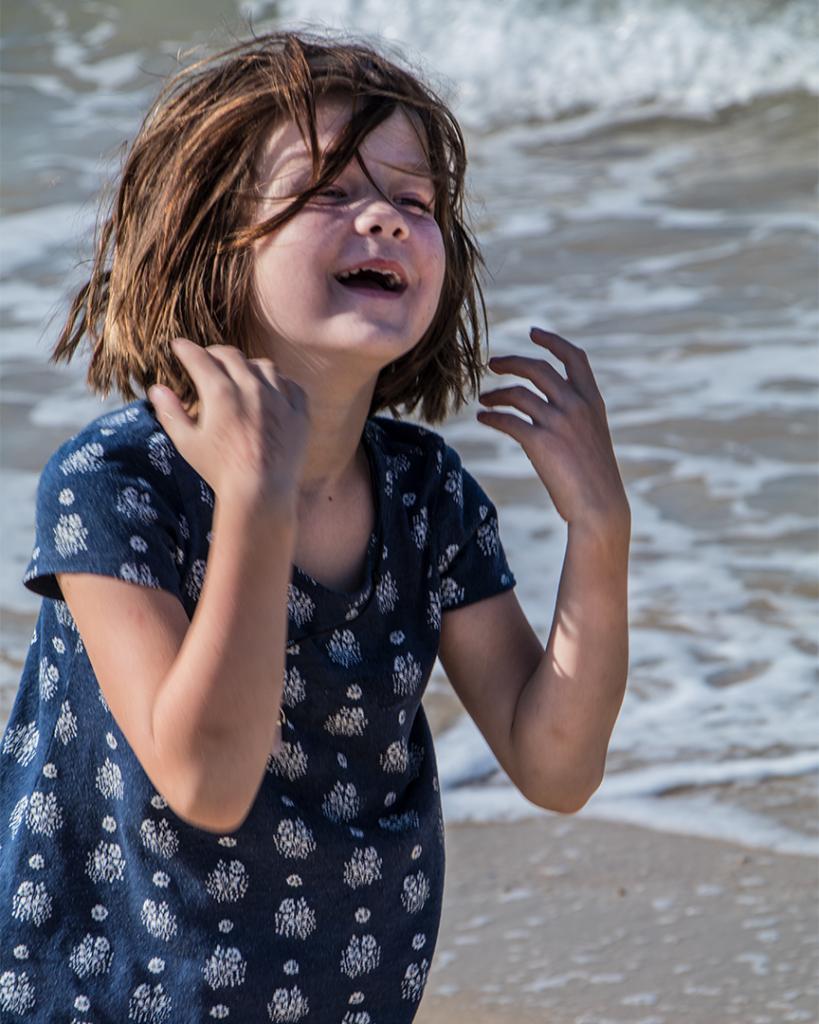 Fun at the Beach by Jon Furey