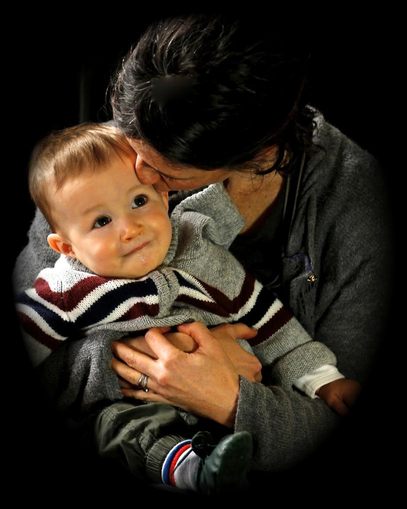 Motherly Love by Helen Ansems