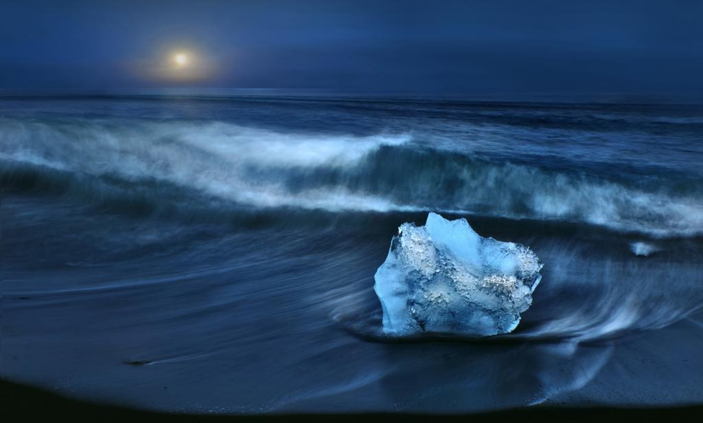 Blue Ice by Peter Hammer - SSPS