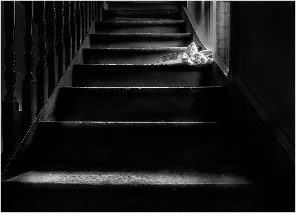 There's a Bear on the Stairs by Suzanne Calder - SSPS