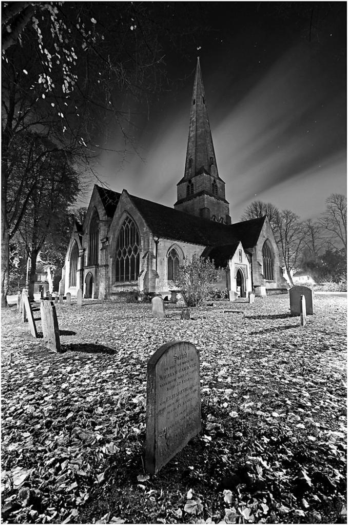 Cheltenham Minster (2) by Karin Wilson - CCC