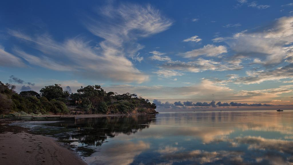 Sorrento Sunrise by Mark Sutton - SSPS